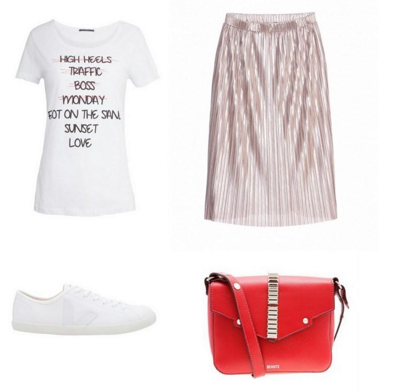 saia midi plissada, looks, inspiração, outfits, inspiration, midi skirt
