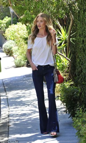 looks da rosie huntington-whiteley, look do dia, inspiração, moda, estilo, ootd, inspiration, fashion, style