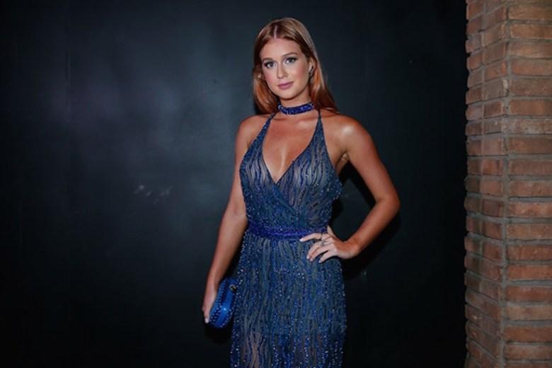 vestidos longos mais bonitos, Marina Ruy Barbosa, look, moda, Globo, fashion, gowns, style, outfit