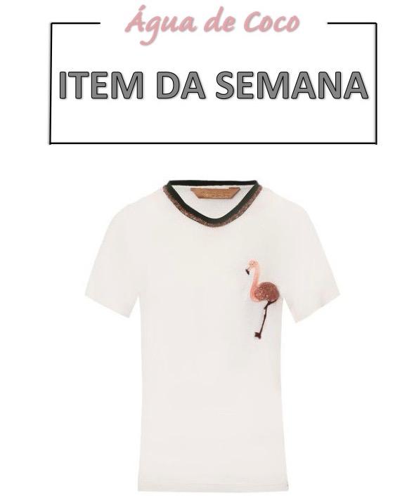 camiseta bordada, flamingo, moda, estilo, inspiração, looks, embroidered tshirt, fashion, style, inspiration, outfits