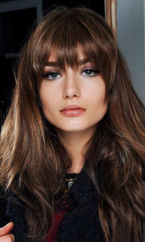 franja, cabelo, beleza, corte de cabelo, bangs, haircut, hairstyle, beauty