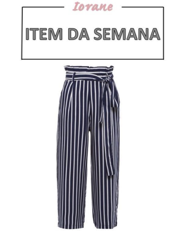 calça pantacourt, item da semana, moda, estilo, tendência, looks, inspiração, culottes, item of the week, fashion, style, outfits, inspiration, trend