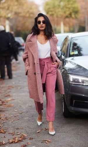 look rosa, moda, estilo, tendência, look, inspiração, pink outfit, fashion, style, inspiration, outfit