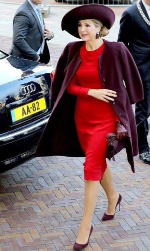 mais bem vestidas da semana, celebridades, looks, moda, estilo, inspiração, best dressed of the week, celebrities, fashion, style, outfits, inspiration, rainha maxima, queen maxima