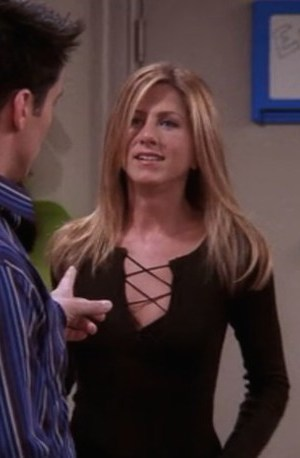rachel green, jennifer aniston, friends, anos 90, looks, tendência, moda, estilo, trend, 90s, outfits, fashion, style, amarração, lace-up