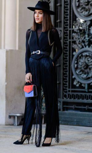 pfw fall 2018, street style, moda, estilo, looks, fashion, style, outfits, camila coelho