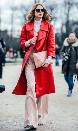 vermelho e nude, combinação de cores, look, moda, estilo, inspiração, red and nude, color combination, outfit, inspiration, fashion, style