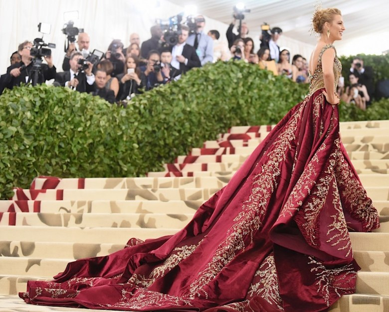met gala 2018, moda, estilo, celebridades, looks, fashion, style, outfits, celebrities, blake lively