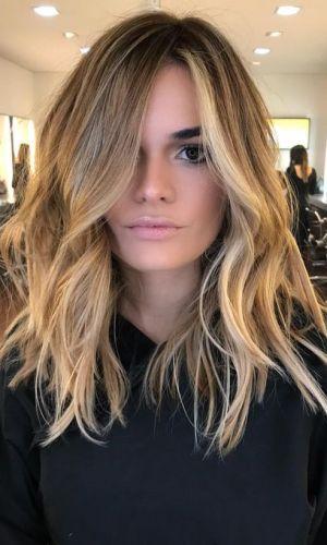 cortar o cabelo, lob, long bob, loira, morena, beleza, cabelo, inspiração, haircut, hair color, blonde, brunette, beauty