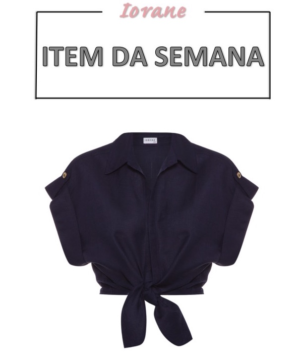 camisa cropped, item da semana, moda, estilo, looks, inspiração, cropped button down, item of the week, fashion, style, outfits, inspiration