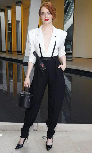 bucket bag, bolsa bucket, moda, estilo, bolsa, looks, fashion, style, outfits, emma stone