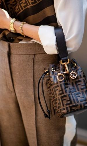 bucket bag, bolsa bucket, moda, estilo, bolsa, looks, fashion, style, outfits, fendi