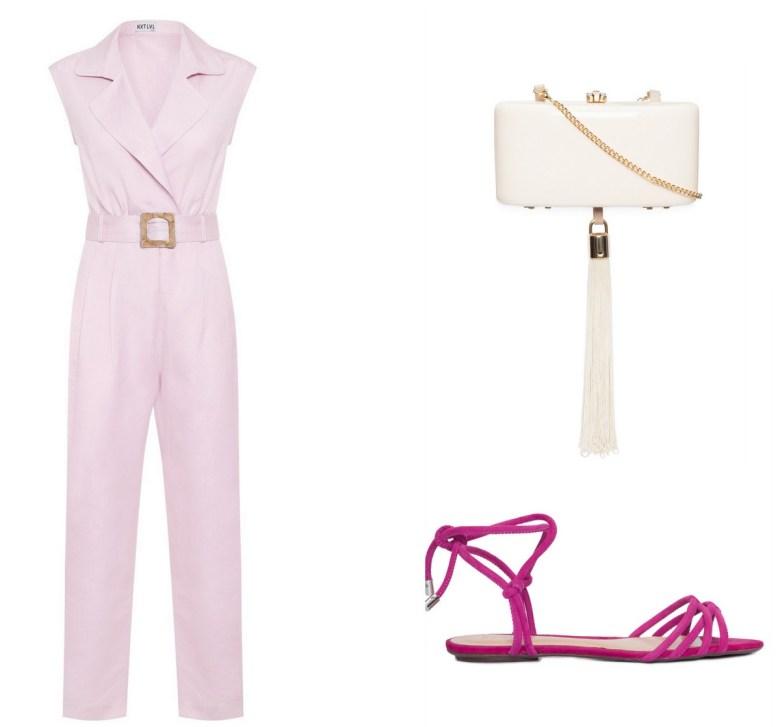 rasteirinha rosa, moda, estilo, item da semana, looks, pink sandals, fashion, style, inspiration, outfits, item of the week