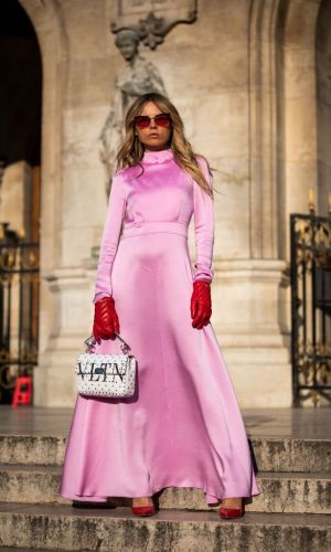 street style, paris haute couture week, moda, semana de moda, alta costura, moda, estilo, looks, it girls, fashion, style, fashion week, outfits, erica pelosini