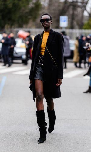 semana de moda de milão, street style, moda, estilo, looks, milan fashion week, outfits, fashion, style, trend, tendência