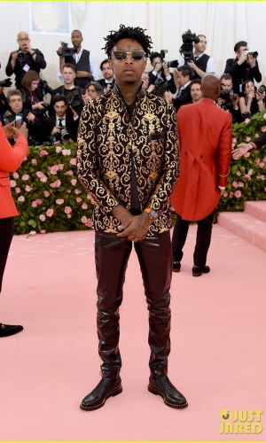 MET Gala 2019, Baile do Met, moda, estilo, celebridades, looks, Camp, fashion, style, red carpet, 21 savage