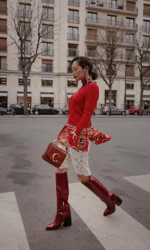 chloé c bag, street style, it bag, trend, fashion, style, moda, estilo, tendência, bolsa, looks, aimee song