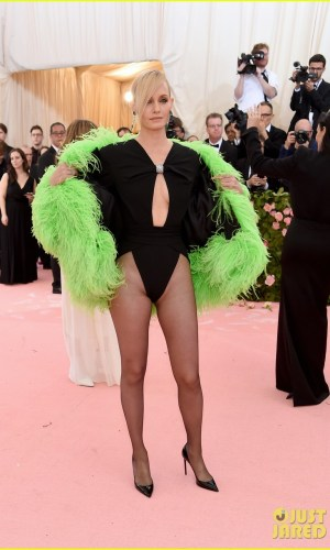 MET Gala 2019, Baile do Met, moda, estilo, celebridades, looks, Camp, fashion, style, red carpet, amber valletta