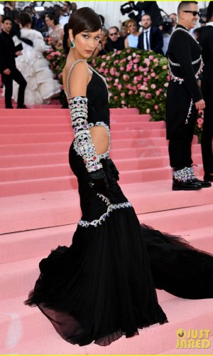 MET Gala 2019, Baile do Met, moda, estilo, celebridades, looks, Camp, fashion, style, red carpet, bella hadid
