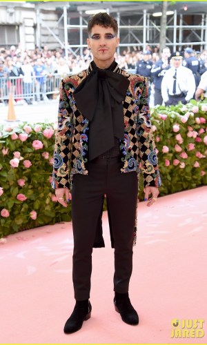 MET Gala 2019, Baile do Met, moda, estilo, celebridades, looks, Camp, fashion, style, red carpet, darren criss