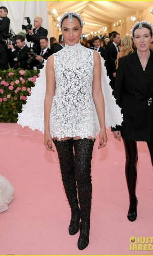 MET Gala 2019, Baile do Met, moda, estilo, celebridades, looks, Camp, fashion, style, red carpet, gal gadot