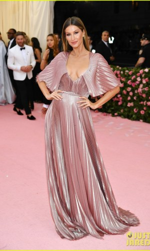 MET Gala 2019, Baile do Met, moda, estilo, celebridades, looks, Camp, fashion, style, red carpet, gisele bündchen