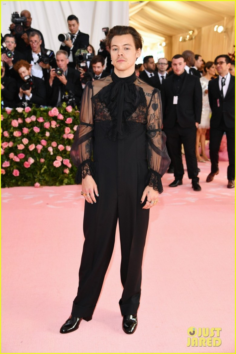 MET Gala 2019, Baile do Met, moda, estilo, celebridades, looks, Camp, fashion, style, red carpet, harry styles