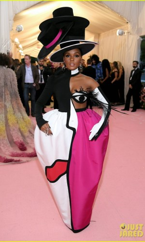 MET Gala 2019, Baile do Met, moda, estilo, celebridades, looks, Camp, fashion, style, red carpet, janelle monae