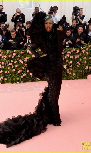 MET Gala 2019, Baile do Met, moda, estilo, celebridades, looks, Camp, fashion, style, red carpet, laverne cox