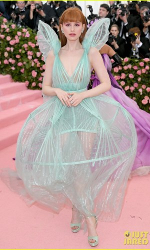 MET Gala 2019, Baile do Met, moda, estilo, celebridades, looks, Camp, fashion, style, red carpet, madelaine petsch