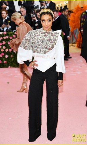 MET Gala 2019, Baile do Met, moda, estilo, celebridades, looks, Camp, fashion, style, red carpet, ruth negga