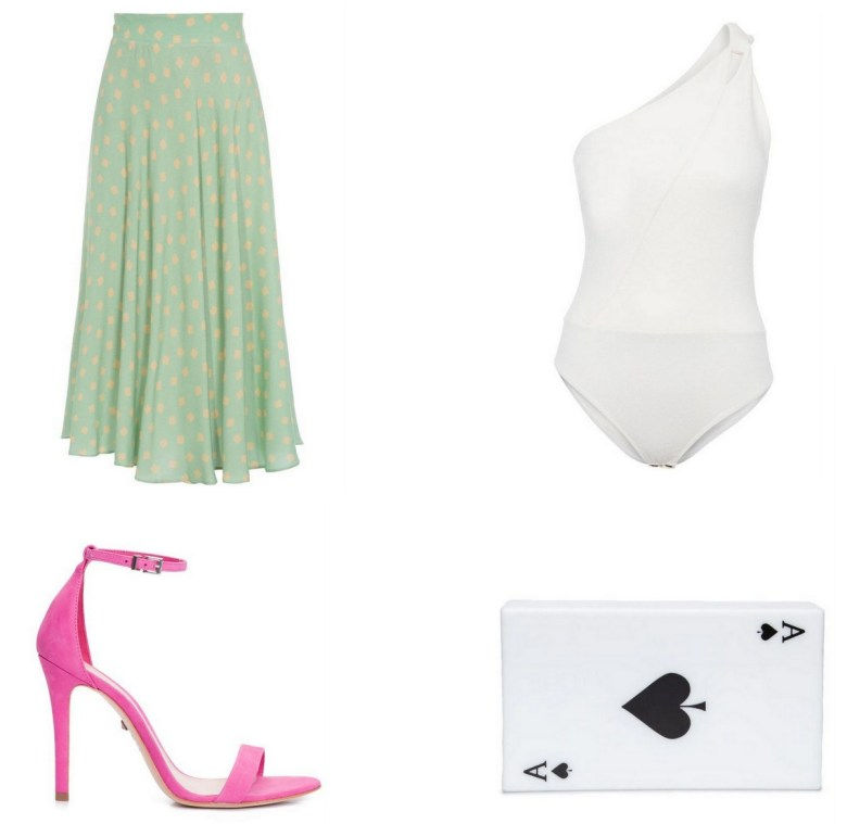 item da semana, link afiliado, saia verde clara, looks, midi, item of the week, affiliate link, pastel green skirt