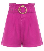 short clochard rosa, item da semana, looks, paperbag shorts, outfits