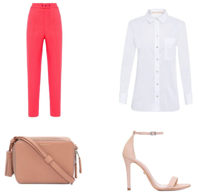 calça vermelha, item da semana, looks, outfits, item of the week, red pants