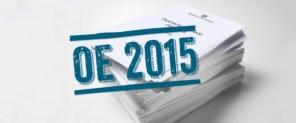 OE 2015 - Orçamento de estado