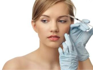 inyecciones de « Botox - Tratamiento para combatir las arrugas alrededor de los ojos y la frente