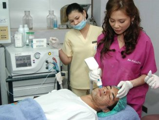 Thermage « Tratamiento de radiofrecuencia Thermage. Protección para la piel