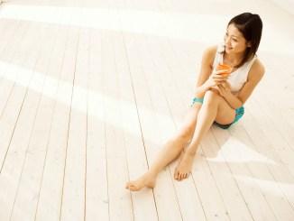 Aliviar piernas cansadas