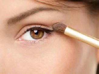 maquillaje « Maquillar los ojos pequeños para lograr amplitud