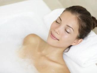 Las sales de baño, una fuente de bienestar