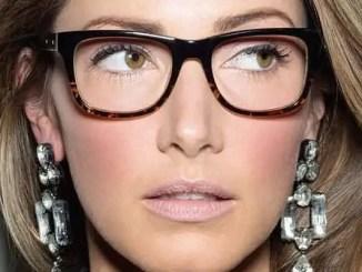 Resaltar los ojos con anteojos