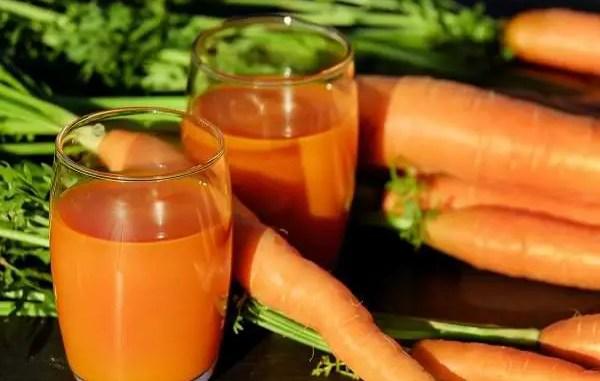 ¿Es verdad que la zanahoria adelgaza?