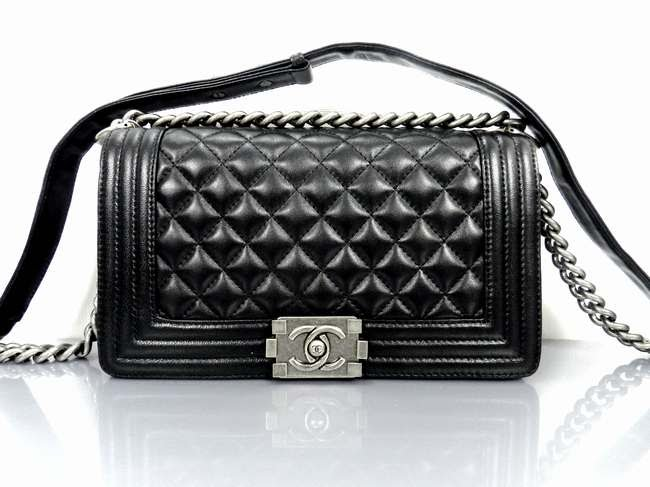 THE CHANEL LE BOY BAG