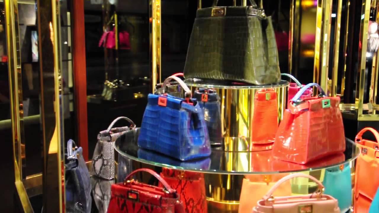 designer bag brand store