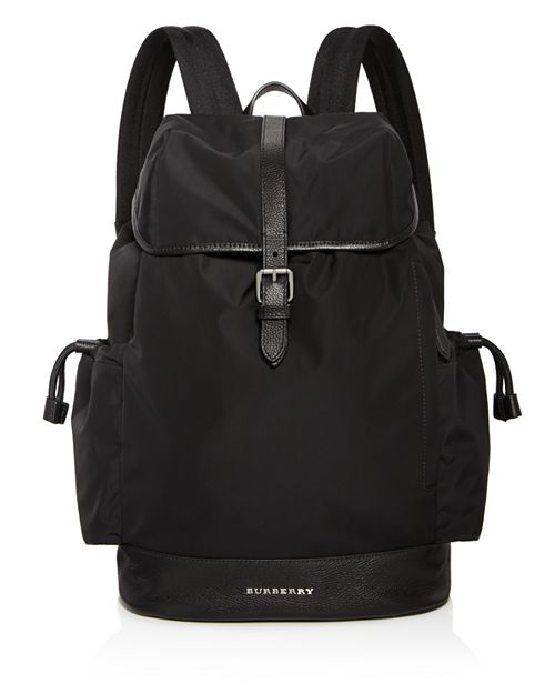 burberry diaper bag backpack