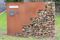 Gabion Retaining Wall Construction 10 United Kingdom