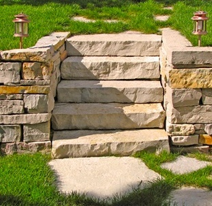 Stone Wall Ideas Garden Wall Design And Cost Gabion1 UK