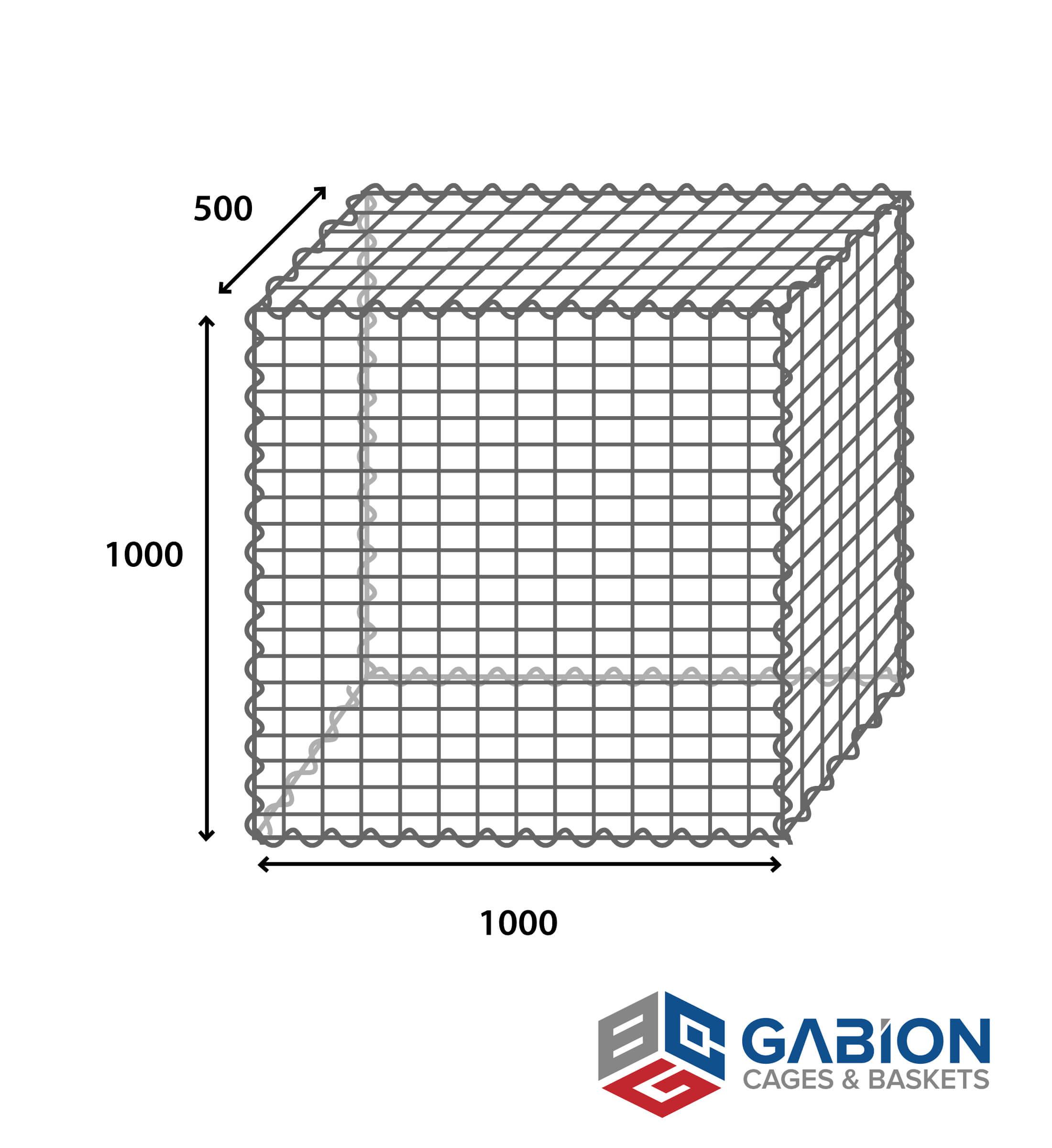 Century Gabion X X500 Erosion Control Rock Walls Amp Fences