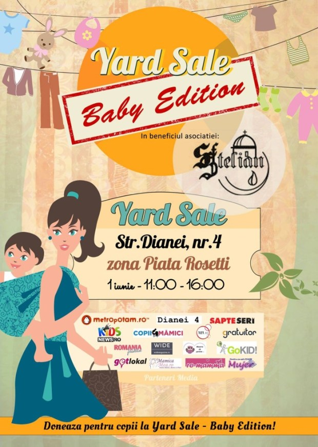 Yard Sale Baby Edition