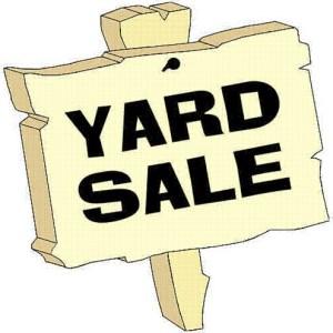 Yard Sale 21 decembrie @ Dianei 4, ultimul Yard Sale din an